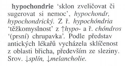 Etymologický slovník